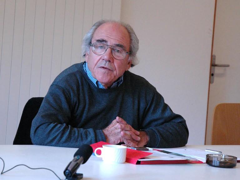 Jean Baudrillard | © https://commons.wikimedia.org/wiki/File:WikipediaBaudrillard20040612.jpg