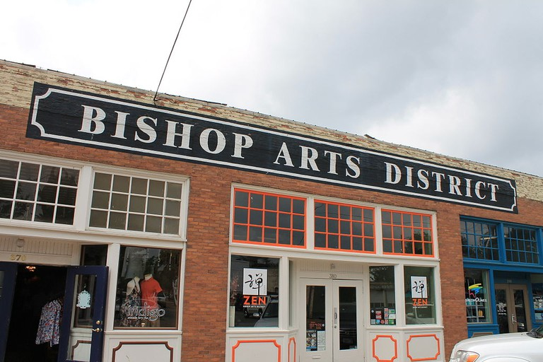 Bishop Arts District | © Renelibrary/WikiCommons