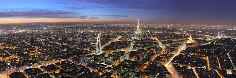 Paris Night - © Benh LIEU SONG/wikicommons