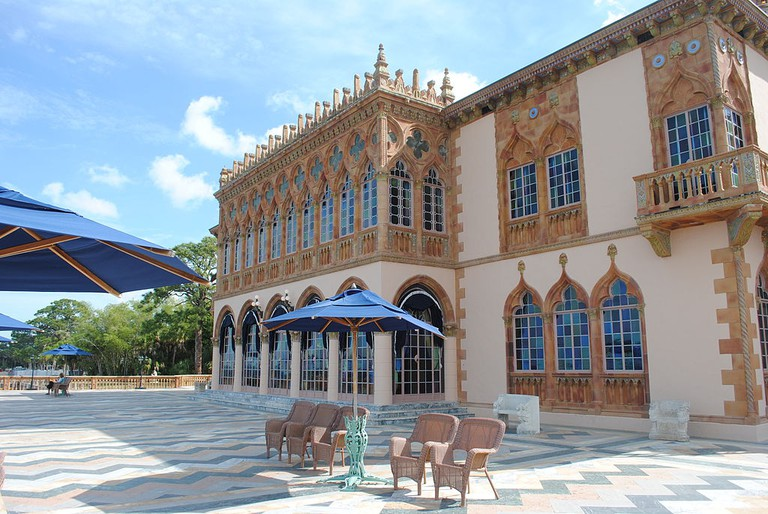 The Ringling House in Sarasota