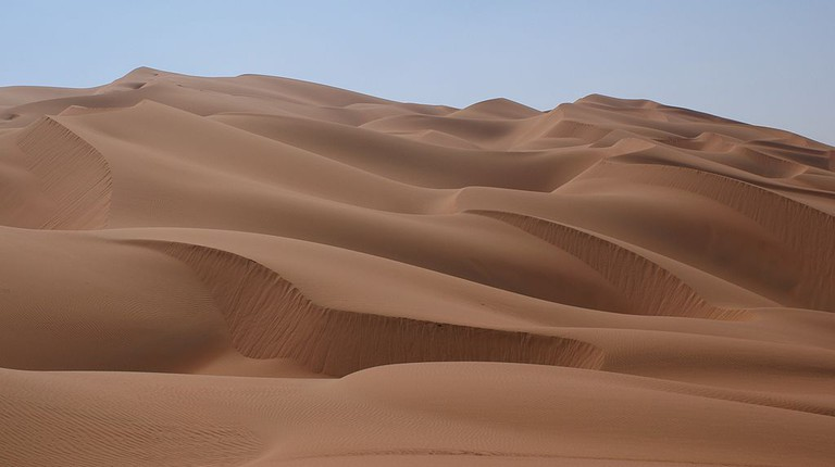 Rub' al Khali | © Nepenthes/WikiCommons