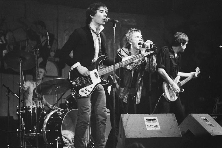 Sex Pistols | © Anefo Nationaal Archief/WikiCommons