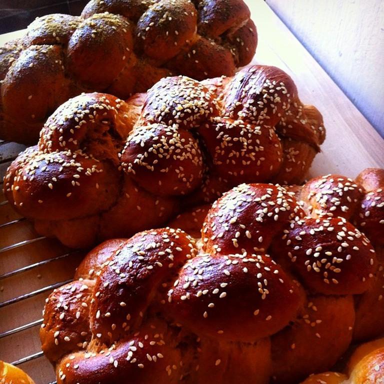Challot for Shabbat | © Rachel Oranim