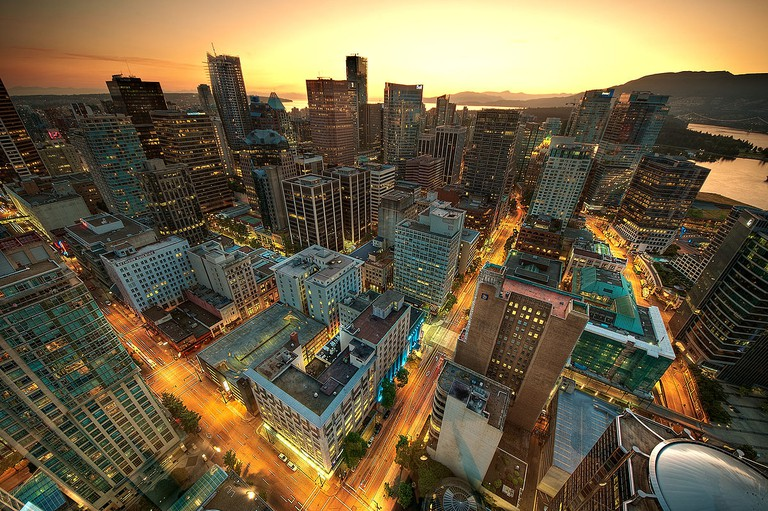 Vancouver, Canada | ©MagnusL3D/WikiCommons