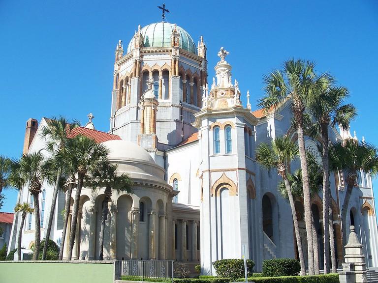 Presbyterian Church in St. Augustine   ©Ebyabe/WikiCommons