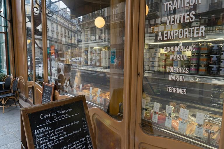 Comptoir de la Gastronomie © Edsel Little/flick