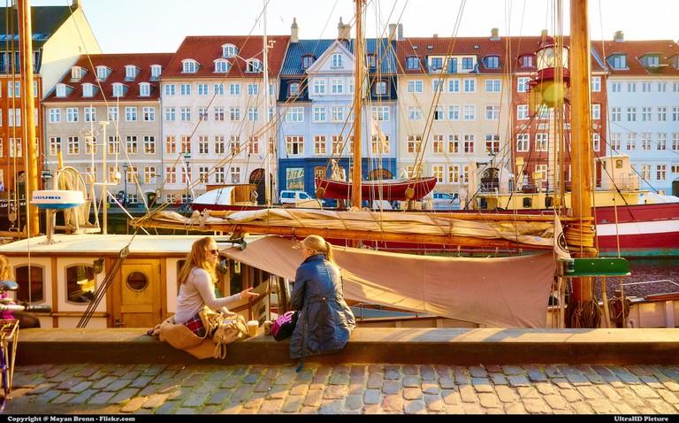 Copenhagen, Denmark | ©Moyan Brenn/Flickr