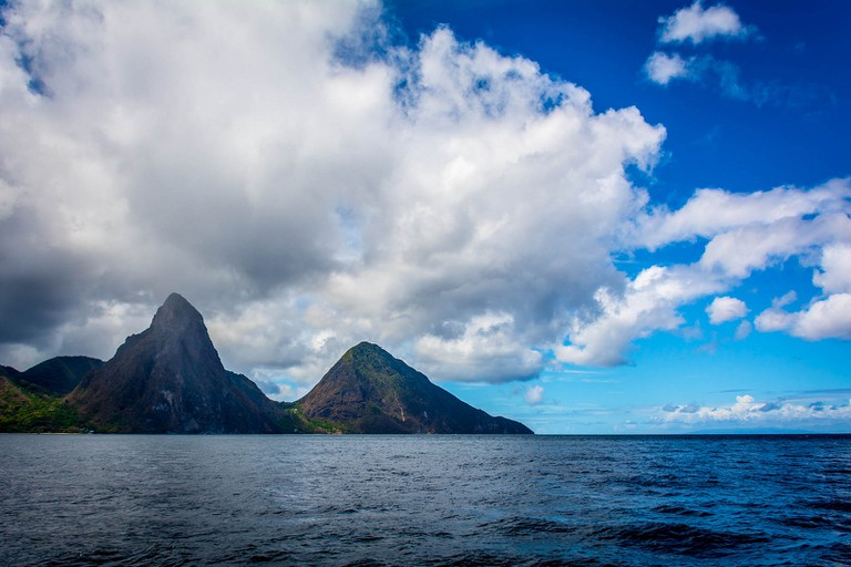 St. Lucia | © Ron Kroetz/Flickr