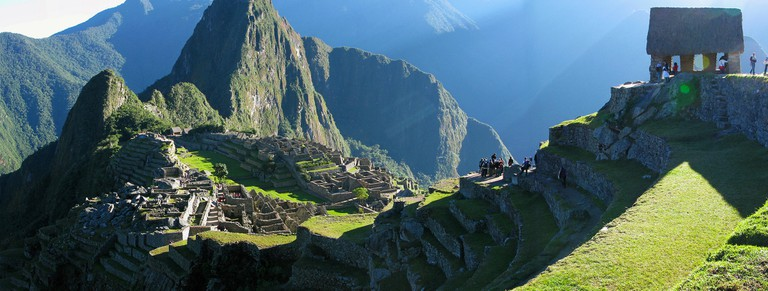 Sunrise at Machu Picchu | © Bill Damon/Flickr