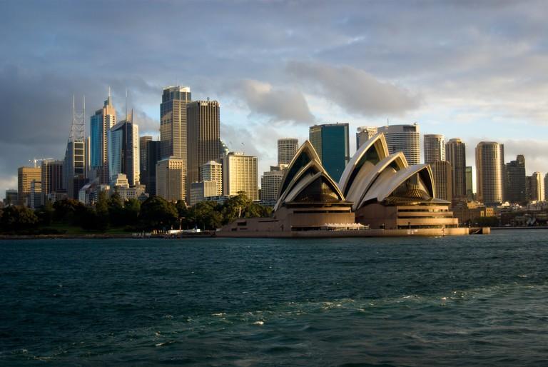 Sydney, Australia   ©Corey Leopold/Flickr