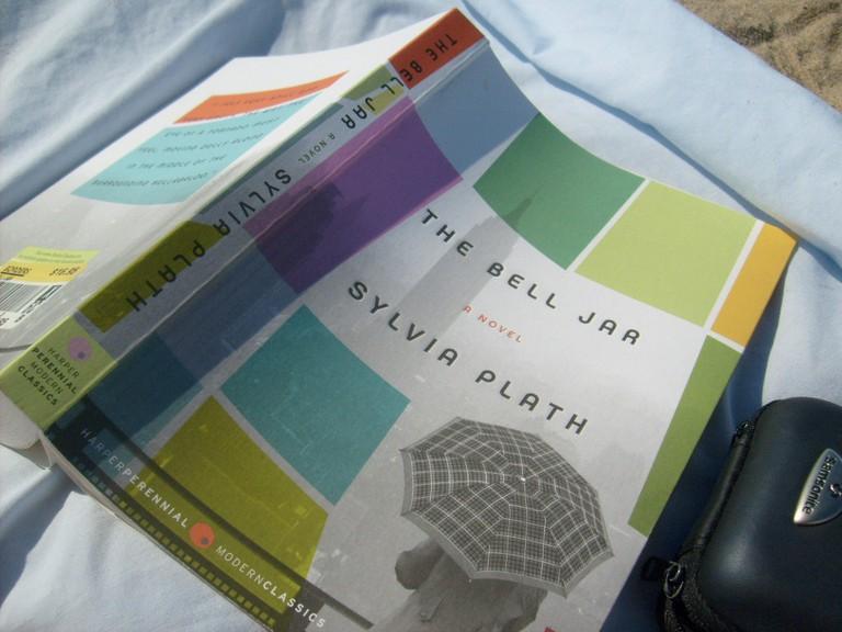 The Bell Jar by Sylvia Plath © Amanda Govaert