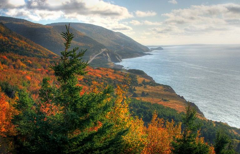 Cabot Trail | © gLangille/Flickr