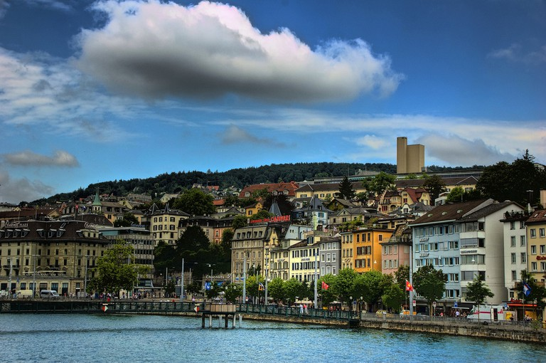 Zurich Waterfront | © Ed Coyle/Flickr