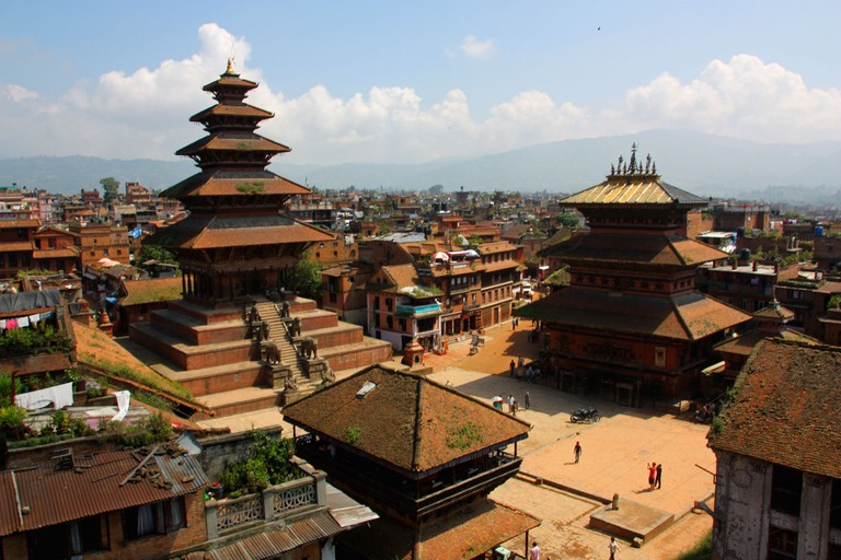 Bhaktapur, Nepal | © neiljs/Flickr