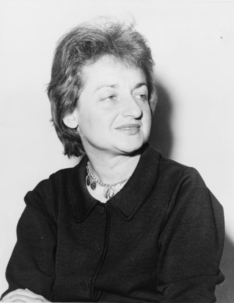 Betty Friedan | © Fred Palumbo/WikiCommons