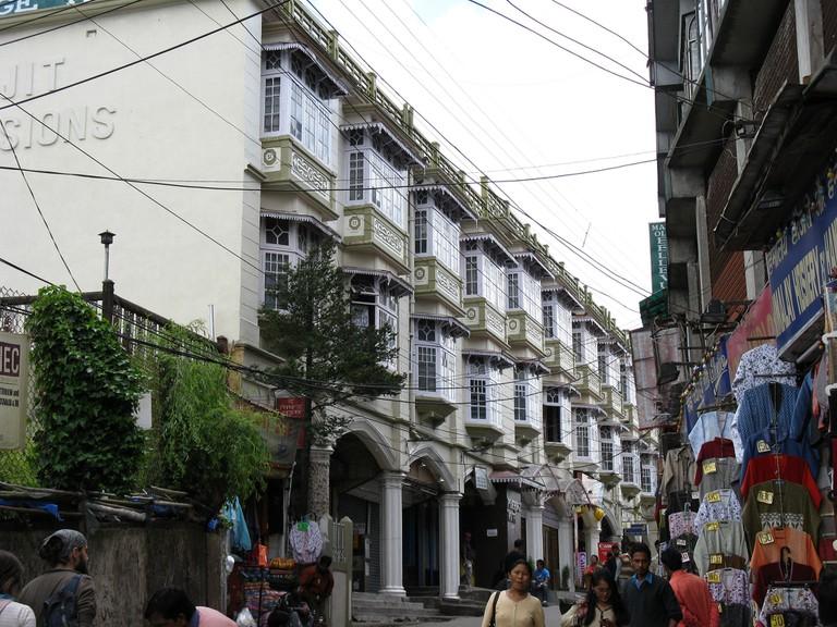 Chowrasta Darjeeling ©Flickr/Shankar.S