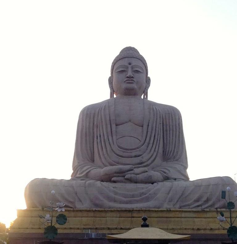 Great Buddha Statue, BodhGaya |© Sangita Sinha