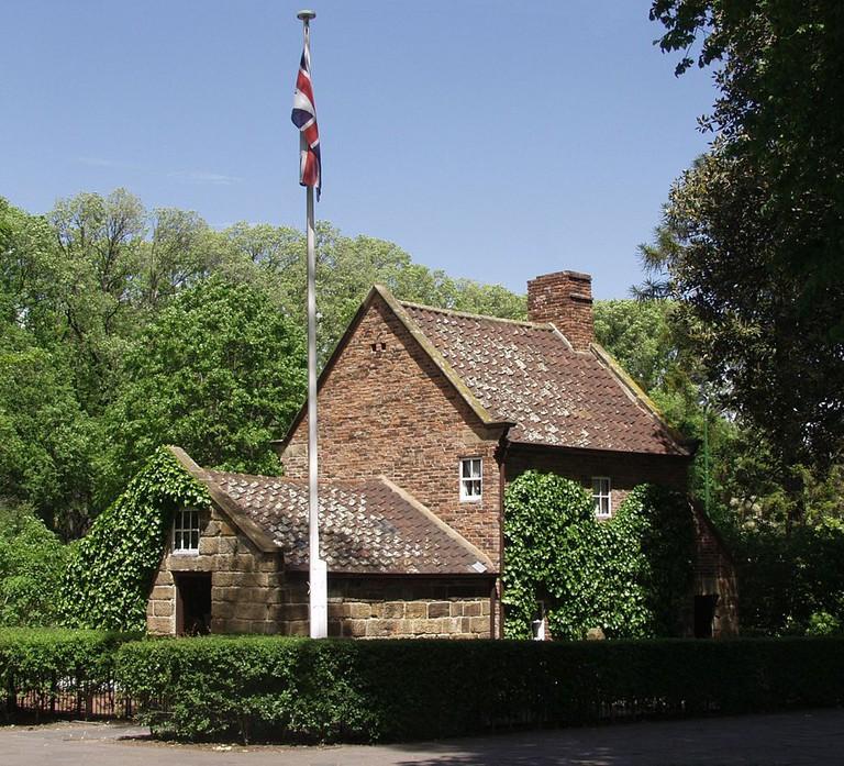 Melbourne Capt Cooks Cottage