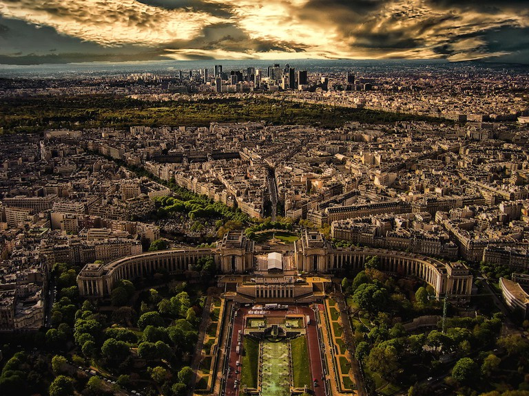 View of Paris © José Luis Mieza/Wikicommons