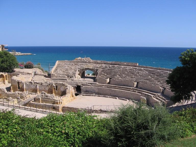 Amphitheatre of Tarragona | © Cintxa / WikiCommons