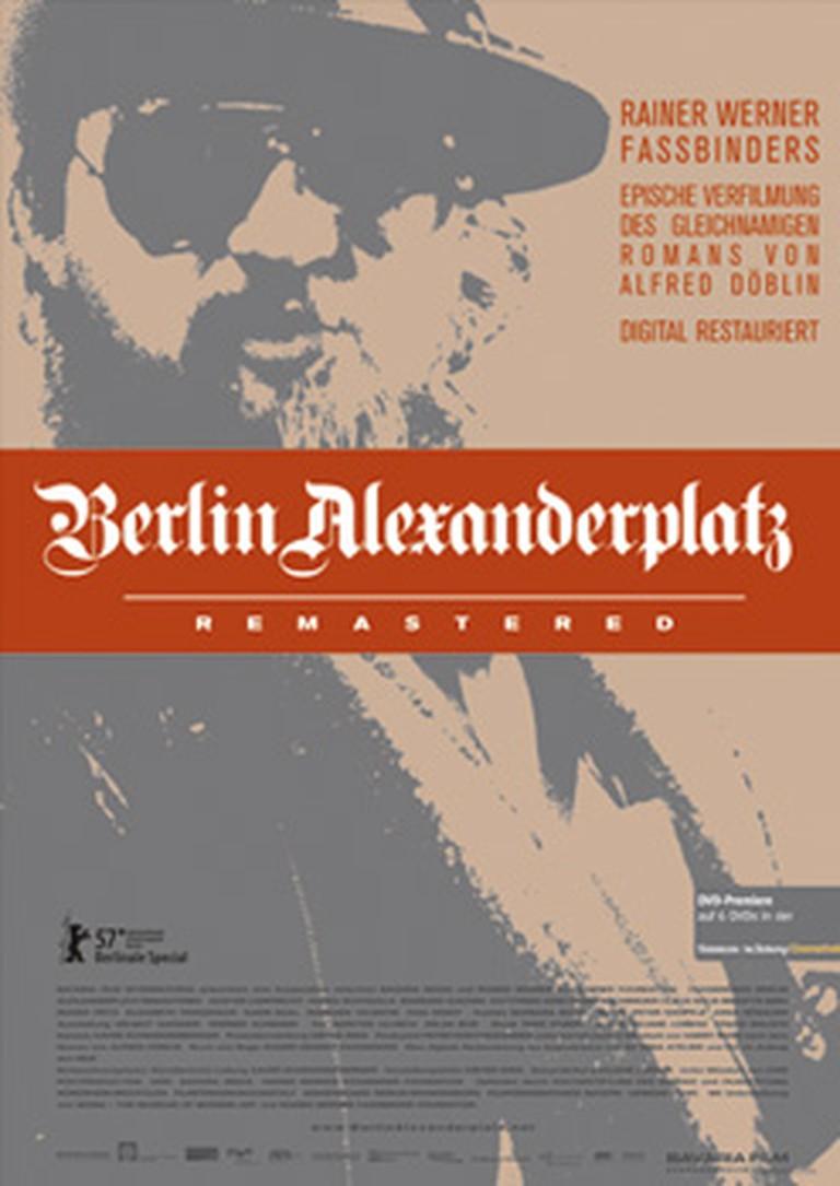 Berlin Alexanderplatz Remastered Poster