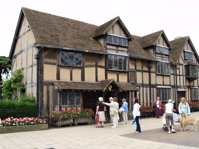 Shakespeare's Birthplace © Stratford Upon Avon District Council, Flickr