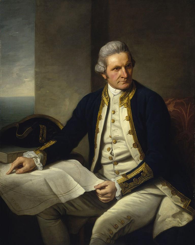 Captainjamescookportrait