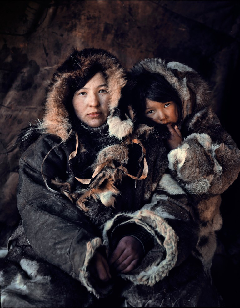 Chukchi, Second Brigade, Chukotka, Russia, 2012 | ©Jimmy Nelson