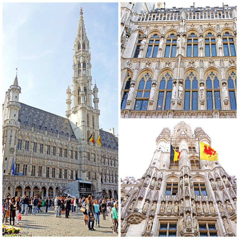 Brussels City Hall | © Dennis Jarvis/Flickr; © Dennis Jarvis/Flickr; © Dennis Jarvis/Flickr