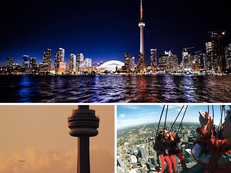 Public Domain/Pexels | CN Tower | © Stefan Ogrisek/Flickr | EdgeWalk | © YouTube