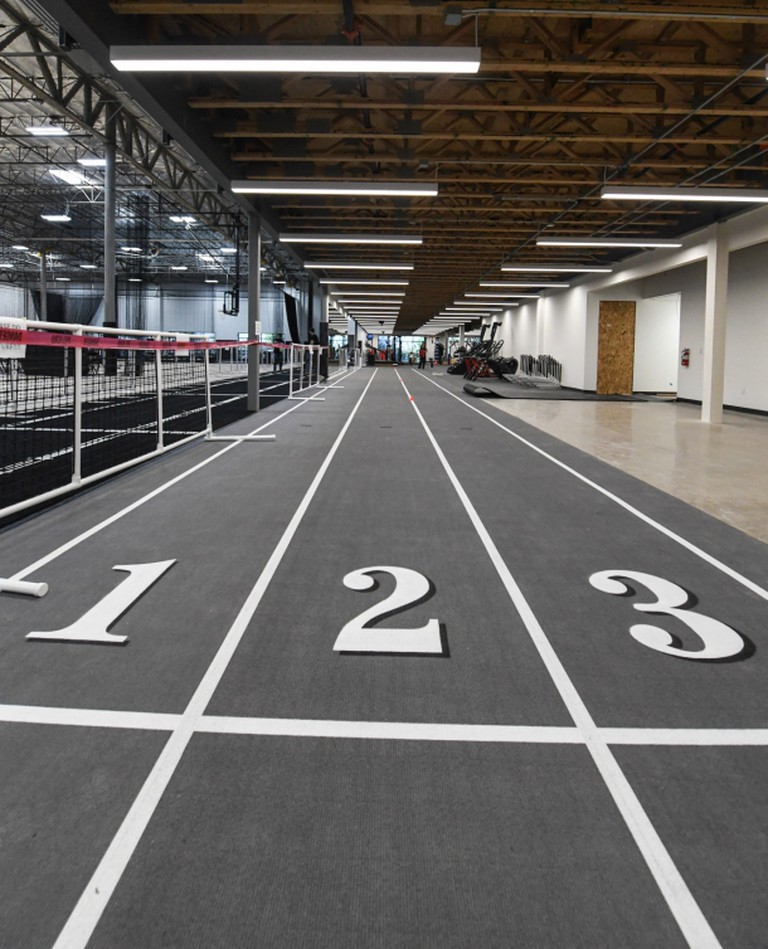 Track (credit: Sports Academy)