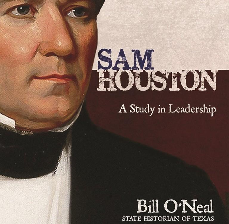 Sam Houston Cover ׀ courtesy of Wild Horse Media
