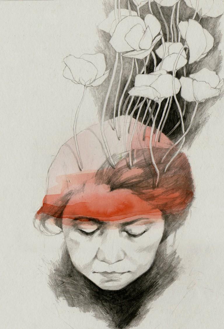 Alfinsina Storni | Courtesy of Elia Mervi