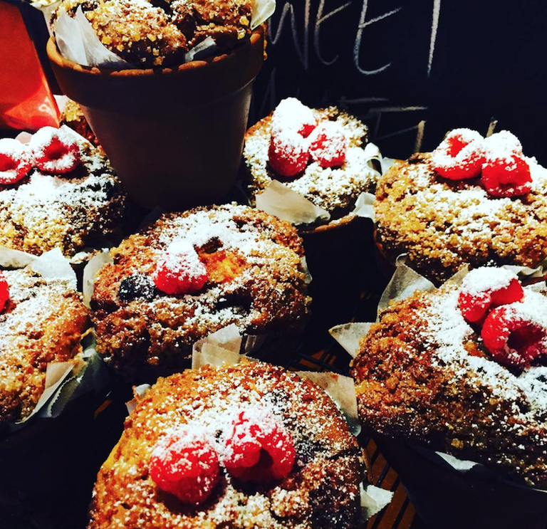Essenza's muffins look super tasty © Essenza Instagram