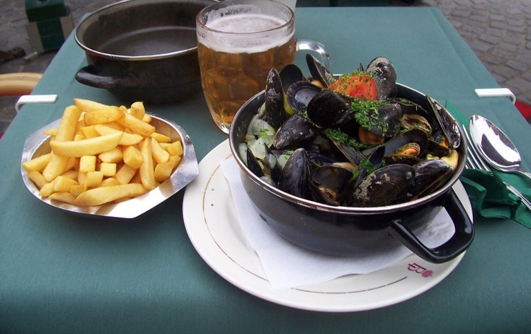 Moules-frites | UnorthodoxY/Flickr