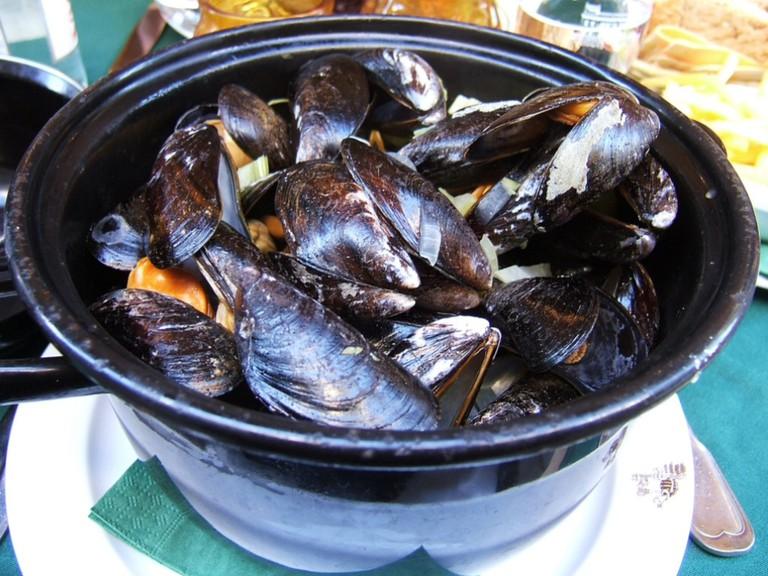 Mussels © Jessica Spengler