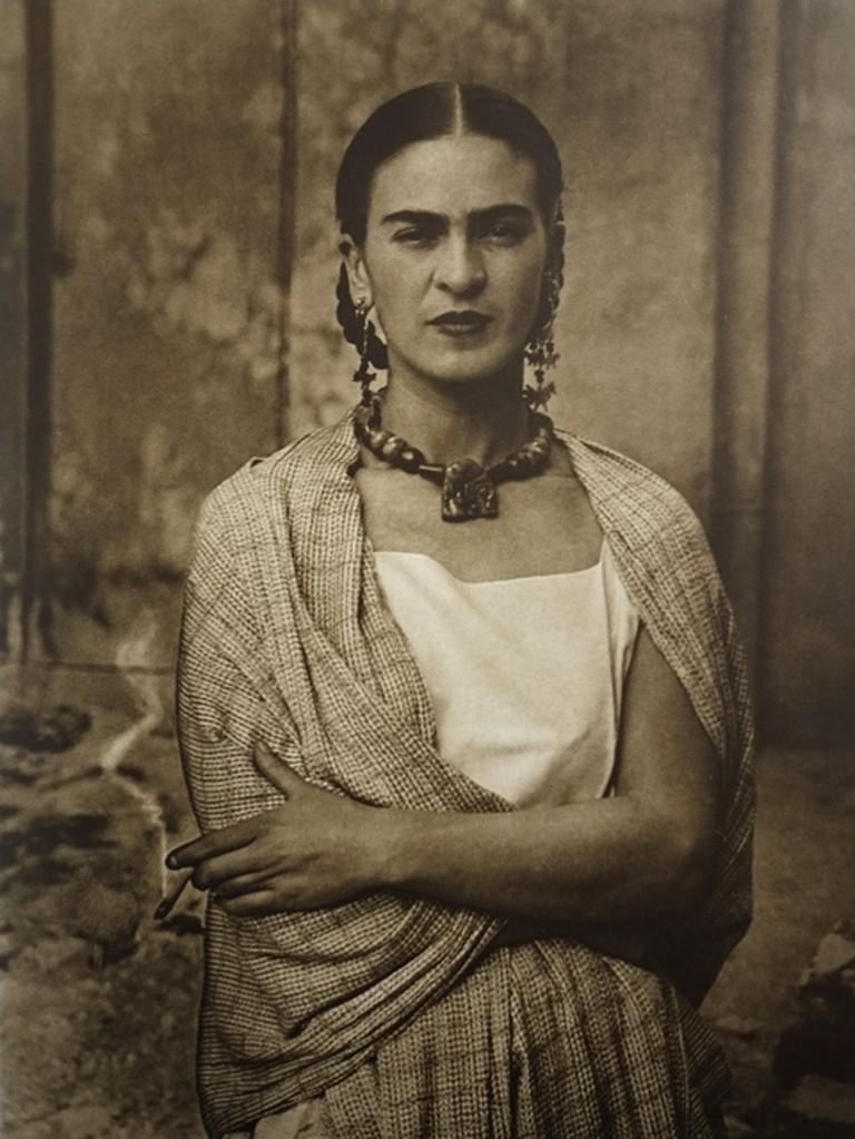 Frida/©Guillermo Kahlo/Wikicommons