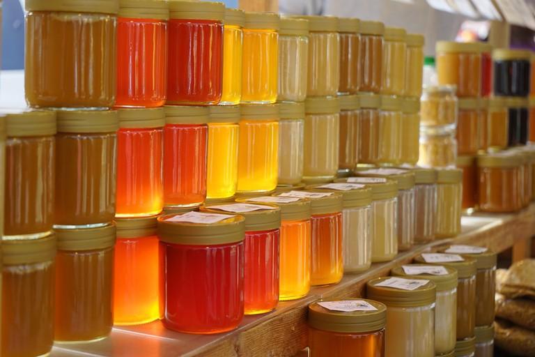 Honey - © Hans/pixabay