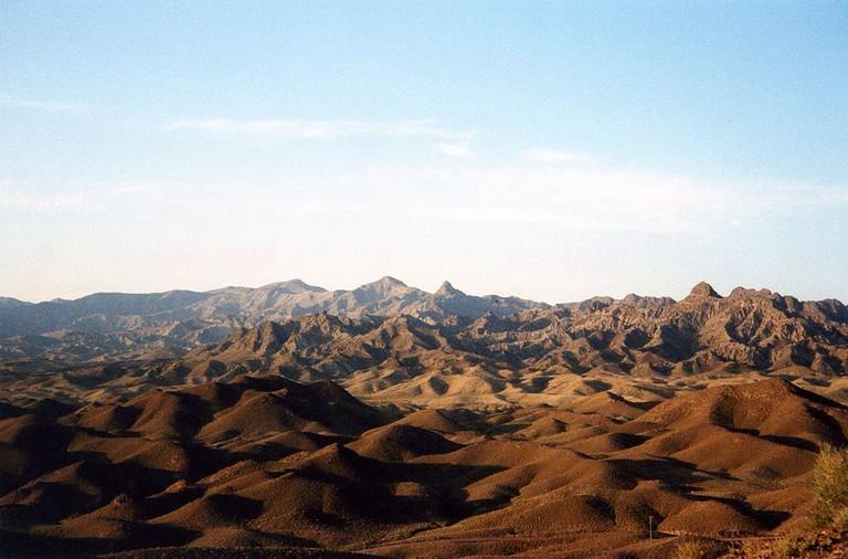 Dasht-e Kavir | © Jeanne Menj/WikiCommons