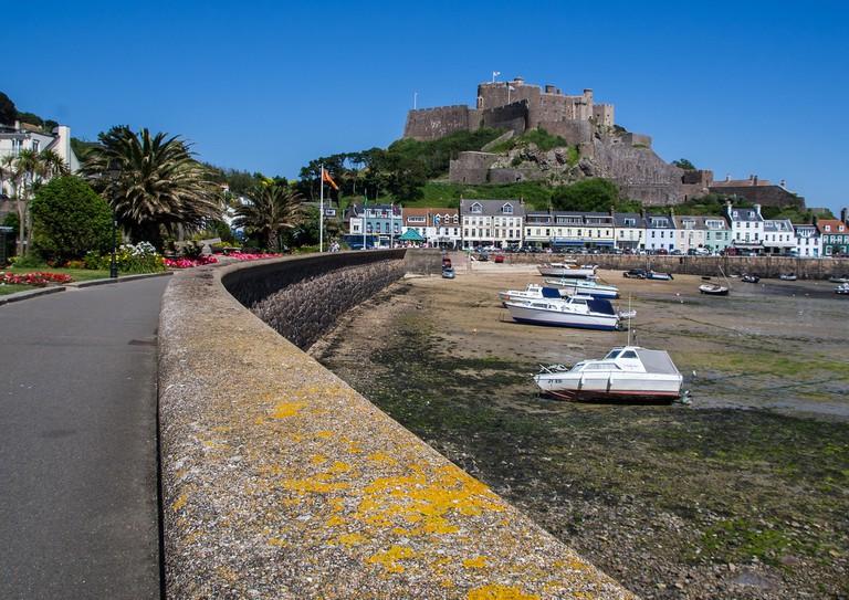 Island of Jersey   © Allan W / Pixabay