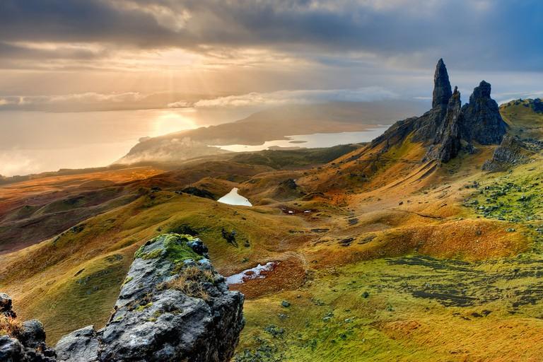Isle of Skye   © Frank Winkler / Pixabay
