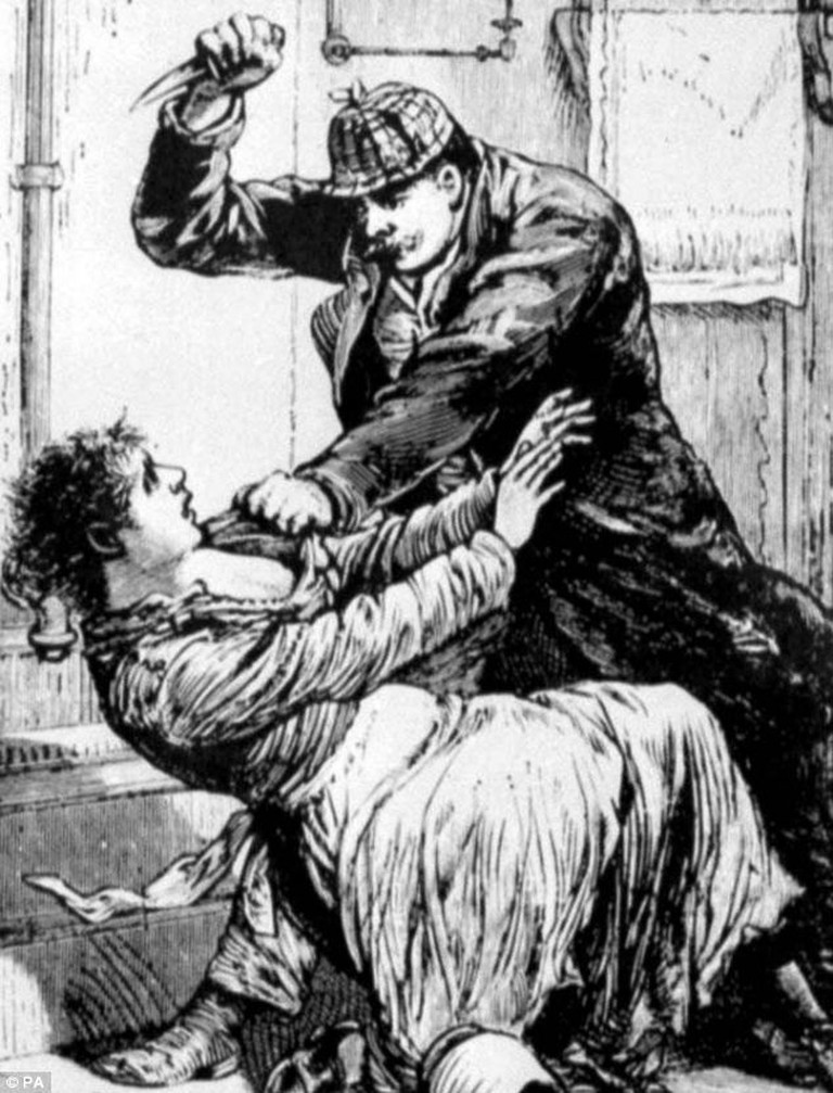 Jack the ripper ©wikimedia commons