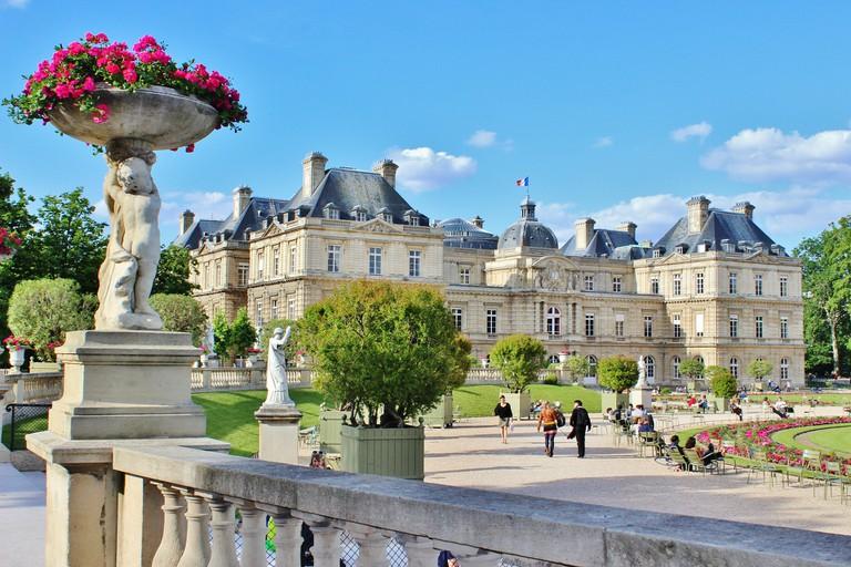 Jardin du Luxembourg │© Mariamichelle / Pixabay