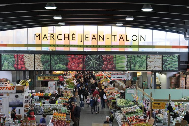 Jean-Talon Market | Courtesy of Marchés publics de Montréal