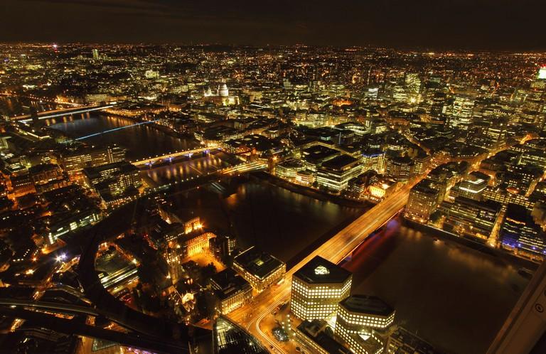 London Night | © diego_torres / Pixabay