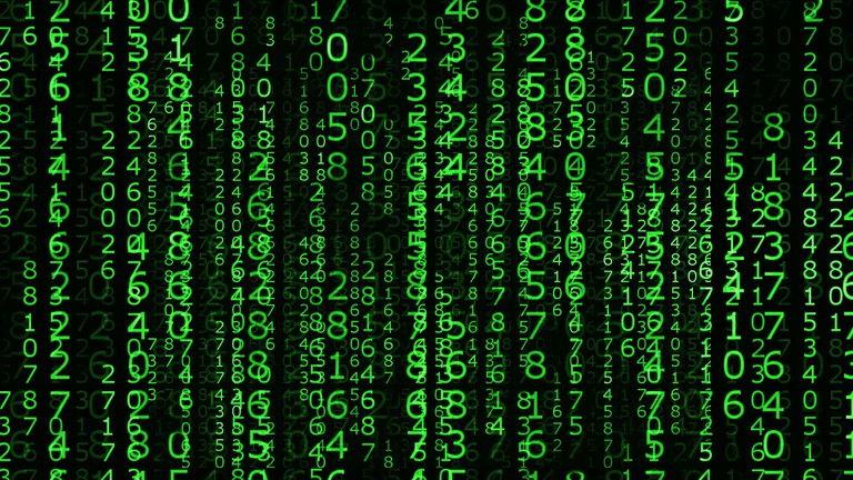 The Matrix Number Falling Code | © Creative Film / YouTube