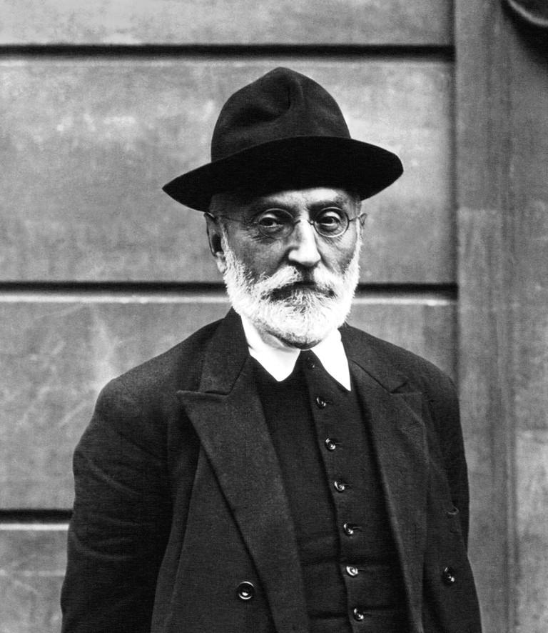 Miguel de Unamuno Meurisse 1925 | © Bibliothèque nationale de France