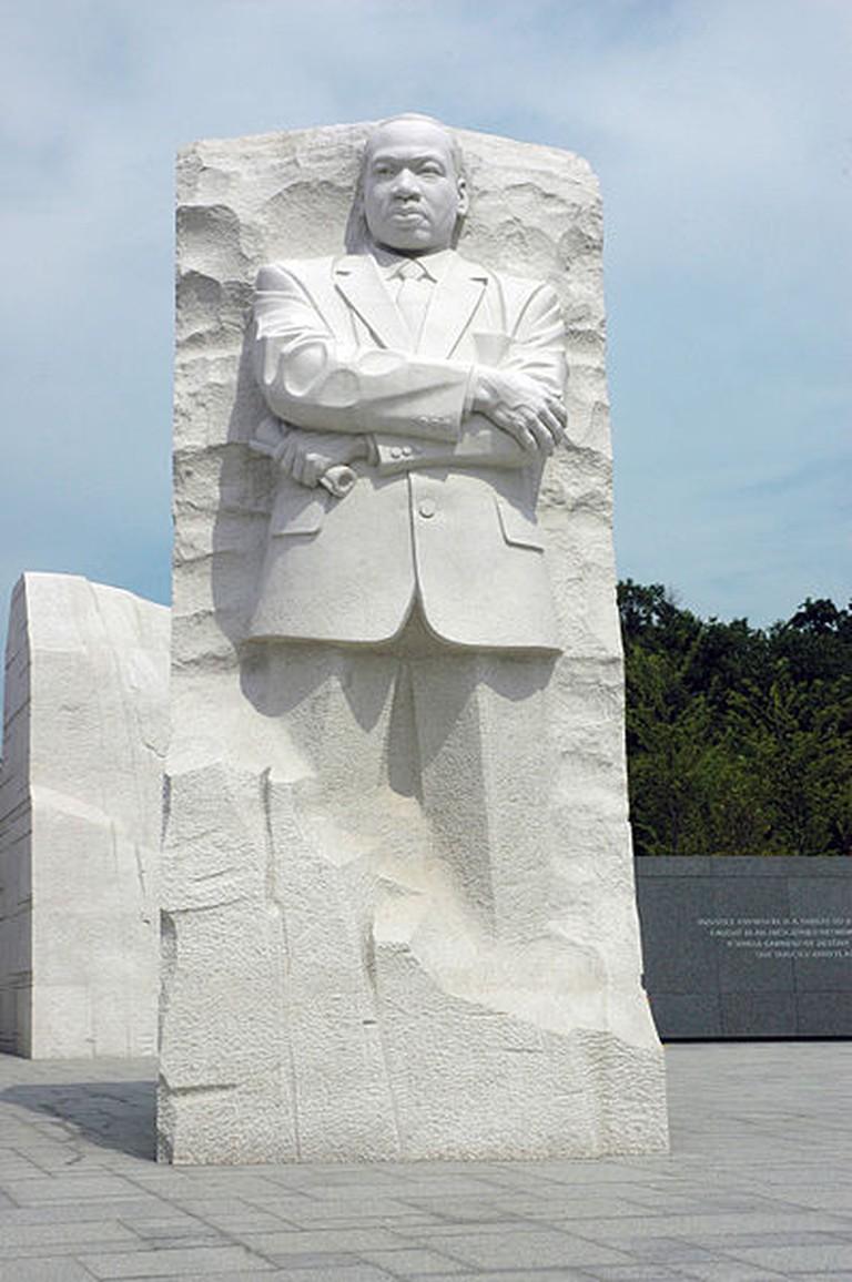 MLK Memorial | © Fair Use/WikiCommons