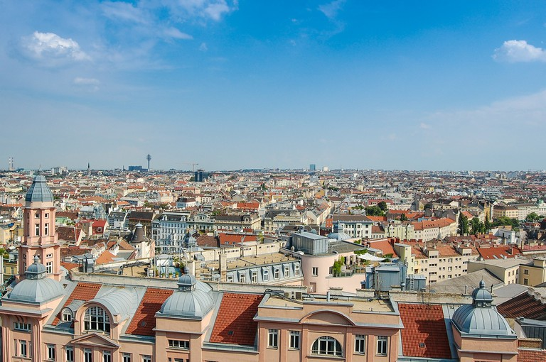 Vienna, Austrai | © jarmoluk/Pixabay