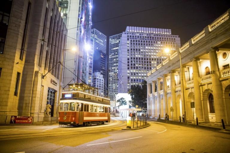 Image courtesy of Hong Kong Tramway